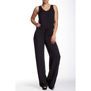 Theory Black Jumpsuit